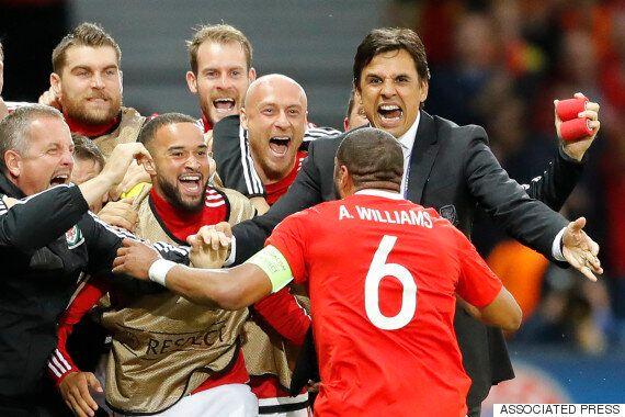 웨일스가 벨기에를 꺾고 유로2016 4강에 진출한
