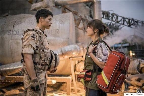 '태양의 후예' 중국서 영화로