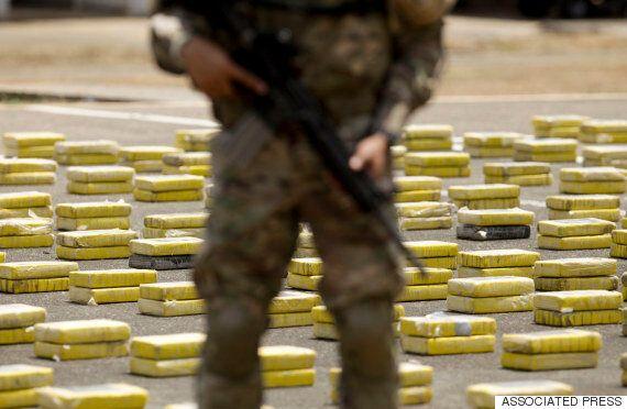루마니아 7천660억원 어치 코카인 적발...무게만