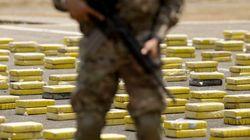 2.5톤의 코카인은 돈으로 얼마나