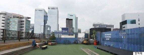 서울에서 갈만한 루프탑 바