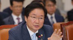 해수부 장관과 박 대통령은 '세월호' 대책을 논의하지