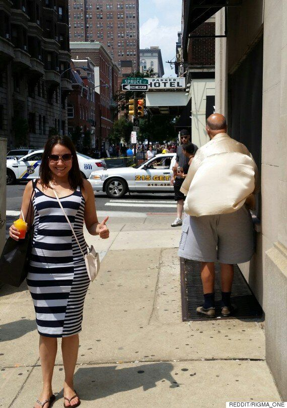 20년 넘게 지하철 환풍구의 바람을 좋아하던 남자가 있다(사진,