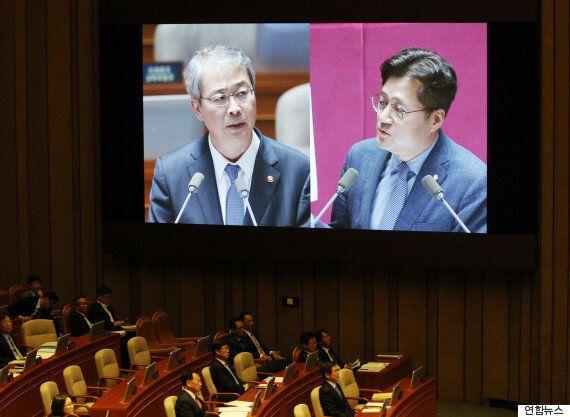 '대우조선 4조원' 지원 결정한 서별관회의 문서가