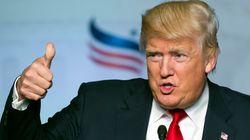 트럼프가 외국 정치인들에게 '구걸'을