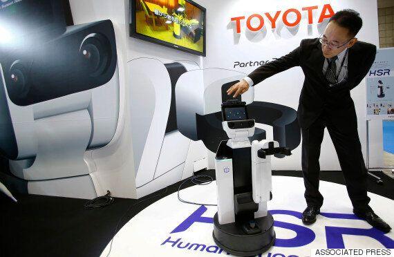 도요타 가정용 로봇 대량생산
