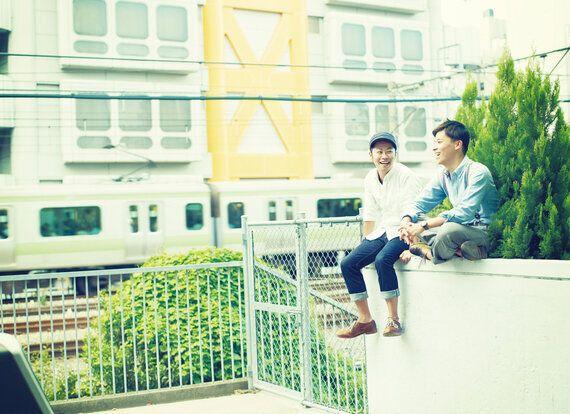 일본 동갑내기 게이 커플이 꿈꾸는
