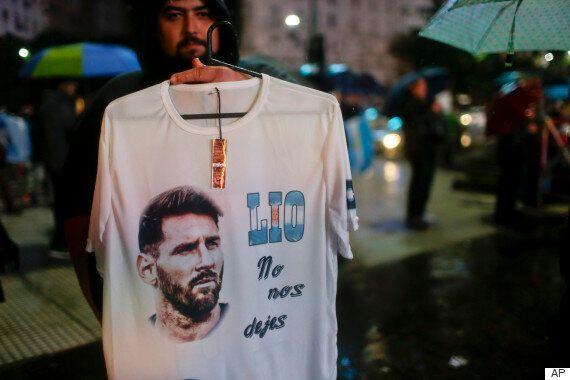아르헨티나는 메시의 복귀를 간절히
