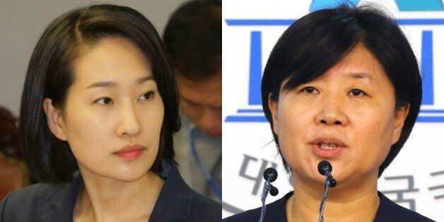 김수민, 서영교 의원 사태가 드러낸