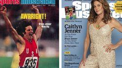 케이틀린 제너, 40년 만에 잡지 커버 모델로