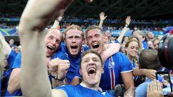아주 적절한 말로 영국에게 모욕을 준 아이슬란드 축구