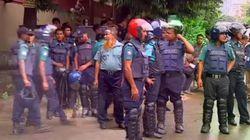 방글라데시 무장 인질극, 반나절 만에 종료됐다(사진,