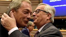 EU 집행위원장이 영국에게 '빅엿'을