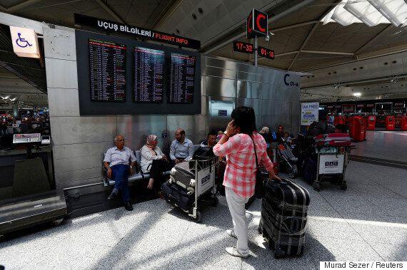 터키 이스탄불 공항 테러의 '배후'는 아직도