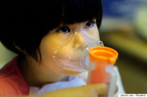 더러운 공기가 어린이 정신 질환과 관련이