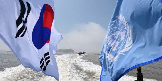 중국 어선 퇴치에 '유엔군사령부'까지