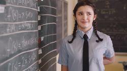 미래의 '여성 발명가'를 위한 마이크로소프트의 광고