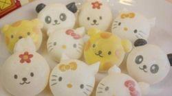 먹기 아까울 정도로 귀여운 일본의 '솜사탕 마카롱'