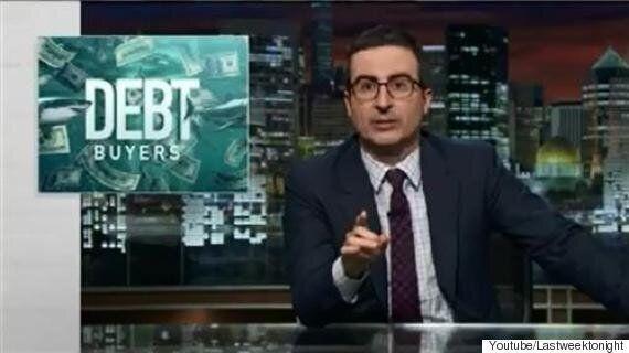 코미디언 존 올리버가 9천명의 의료비 178억원을 대신