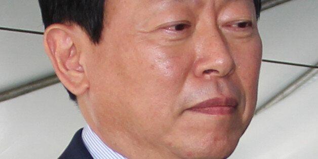 '비자금' 검찰 수사에 대한 신동빈 롯데 회장의