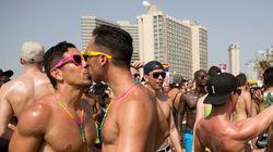 텔아비브의 성소수자 축제에 20만 명이