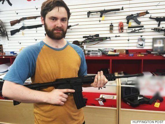 '죽음의 기계' AR-15를 사는 데 걸리는 시간은 마트에서 장 보는 시간보다