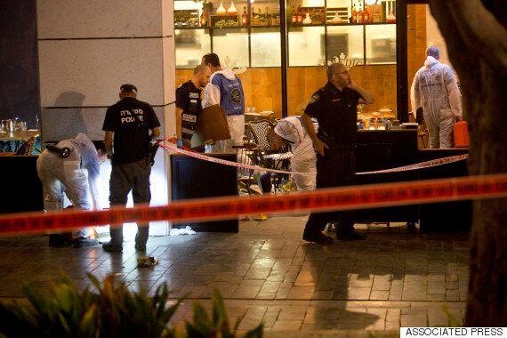 이스라엘 텔아비브에서 총기난사 : 4명 사망·5명