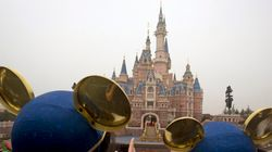 상하이 디즈니랜드 개장으로 아시아가