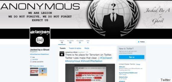 해커들이 IS 트위터 계정을 무지개와 게이포르노로