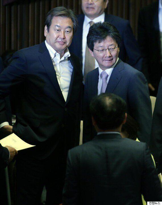 '칩거'하던 김무성이 돌아왔다.