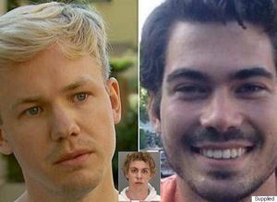 스탠퍼드 성폭행 피해자가 자전거 그림을 머리맡에 둔 이유는 두 명의 은인을 기억하기