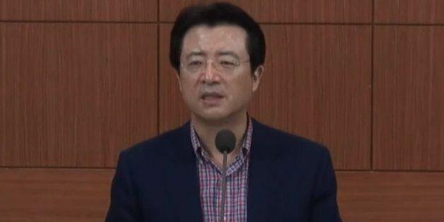 한국법 위에 '영적인 법'이 있어서 공공 도로 점유해도 된다는 사랑의 교회