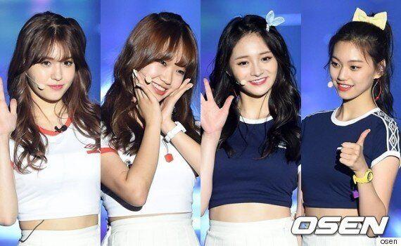 아이오아이, 첫 유닛 확정...'전소미부터