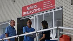 리우올림픽 주경기장 부근에서 '총격전'