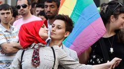 터키 정부가 이스탄불 게이 프라이드를