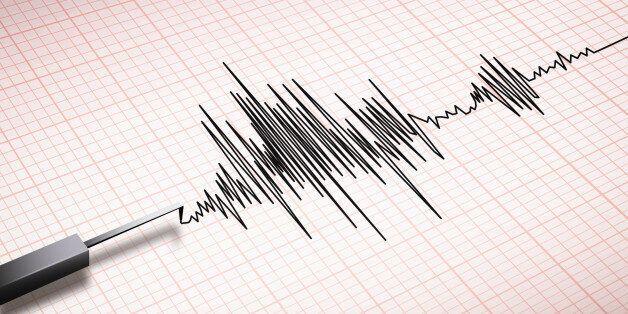 멕시코 해안에서 세 차례 지진이