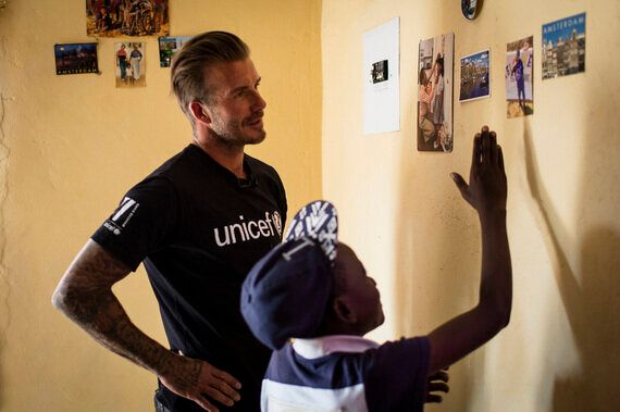 HIV와 가뭄으로 고통받는 아이들을