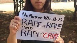 중국 페미니스트들이 스탠포드 성폭행 피해자에게 연대의 메시지를
