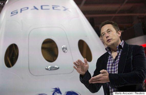 일론 머스크는 2025년까지 인간을 화성에 보낼