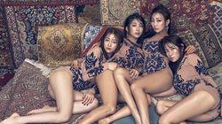 씨스타, 신곡 'I Like That' 뮤직비디오