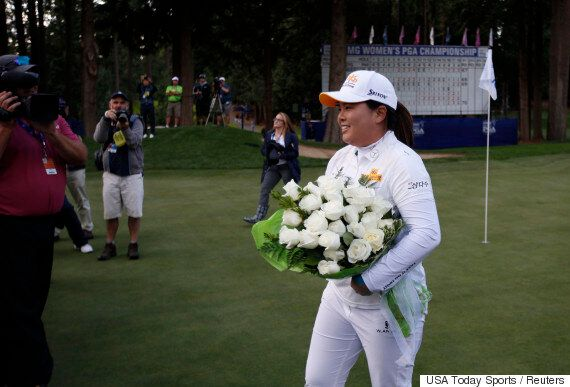 박인비, LPGA 명예의 전당에
