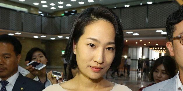'리베이트 의혹' 김수민, 비례대표 어떻게