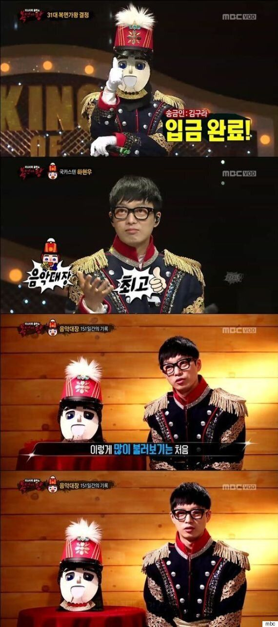 [Oh!쎈 초점] '복면가왕' 음악대장 하차=위기? 장기집권 후유증