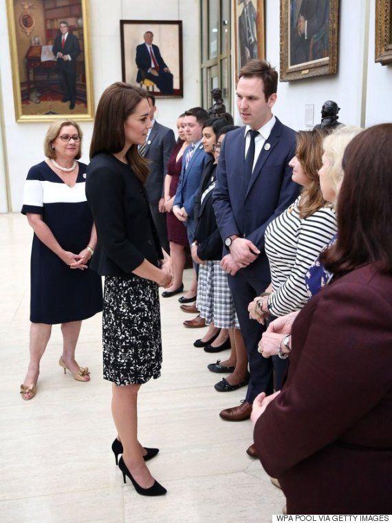 윌리엄 왕자와 케이트 미들턴이 올랜도 총격 희생자를