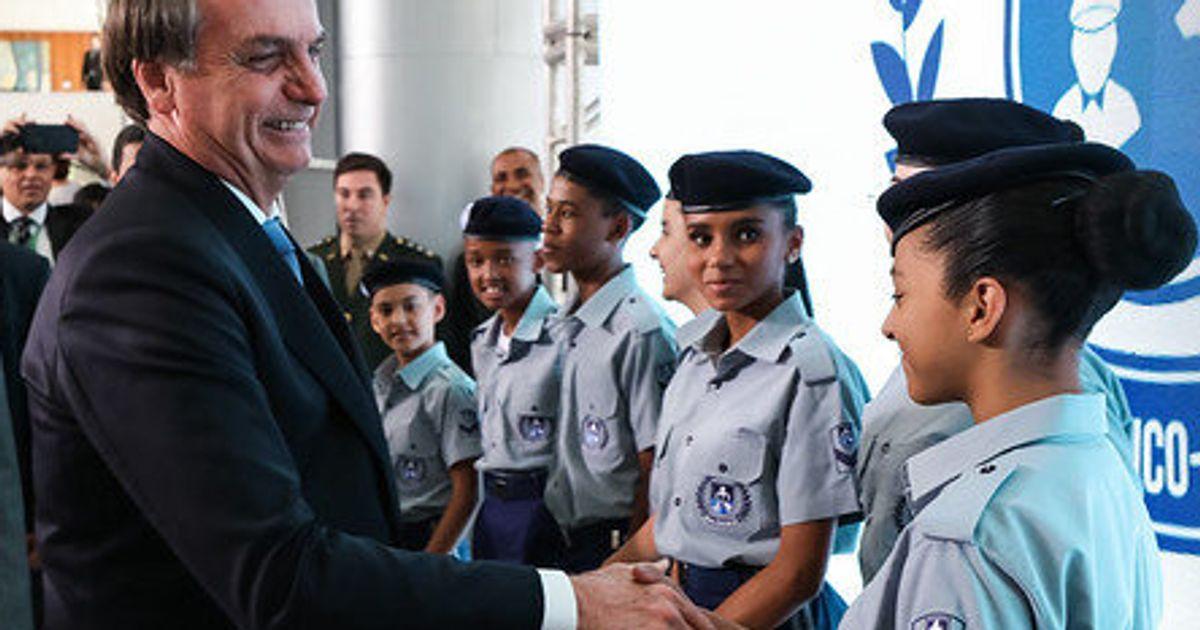7 pontos para entender a militarização das escolas do Brasil