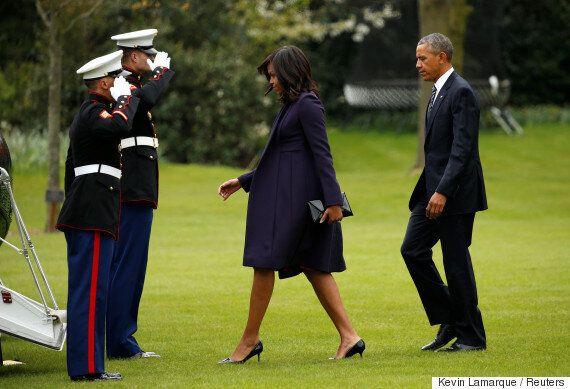 미셸 오바마가 말하는 '남편이 가장 자랑스러운