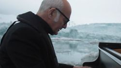 최정상급 작곡가 '에이나우디'가 피아노를 들고 북극으로 간