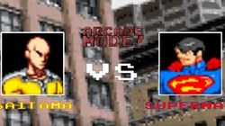 원펀맨과 슈퍼맨이 싸운다면 누가 이길까?