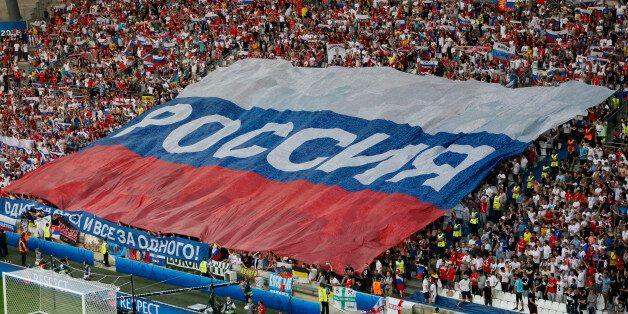 Football Soccer - England v Russia - EURO 2016 - Group B - Stade Velodrome, Marseille, France - 11/6/16...