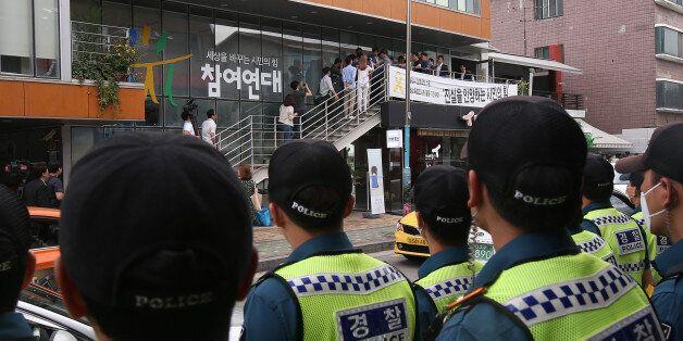 경찰, '총선 낙선운동' 관련 시민단체 10여곳